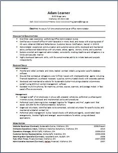 Functional Resume Layout Give Your Resume A Face Liftexcellent Article On How To Easily .