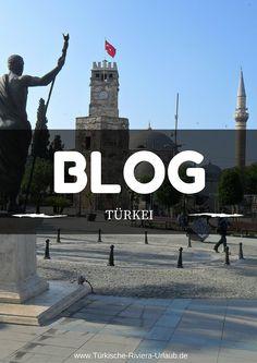 Auf meinem Reiseblog www.Türkische-Riviera-Urlaub.de findest du die besten Reisetipps für deinen Urlaub in der Türkei!