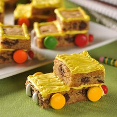 Chocolate Chip Cookie Cars (Easy; 20 cookie cars) #chocolate chip #cookies