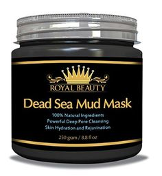Royal Beauty Dead Sea Mud Mask Facial Treatment by Royal Beauty Products -- Awesome products selected by Anna Churchill