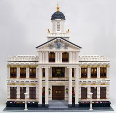 Bricklyn Borough Courthouse by sonicstarlight, via Flickr (via http://www.bricktowntalk.com/)