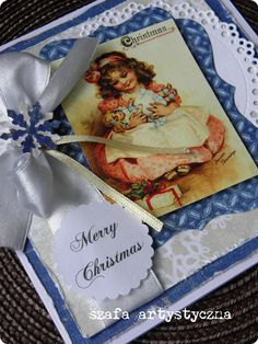 Kartka na święta / Christmas card