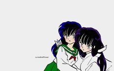 [InuYasha] Kagome & Kikyo - Manga