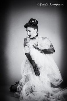model: Miss Malafemmina ph: Sergio Rampoldi