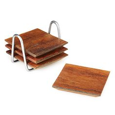 Look what I found at UncommonGoods: Coney Island Reclaimed Wood Coasters - Set of 4 for $9009 #uncommongoods