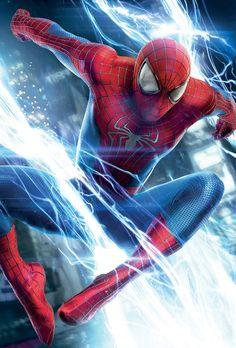 The Amazing Spider-Man 2 [Hi-Res Textless Poster] by PhetVanBurton on DeviantArt