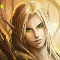 Resultado de imagem para personagens de rpg - elfos, anjos e guerreiros