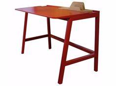 Kinderschreibtisch aus Holz VESSEL | Schreibtisch - Mathy by Bols