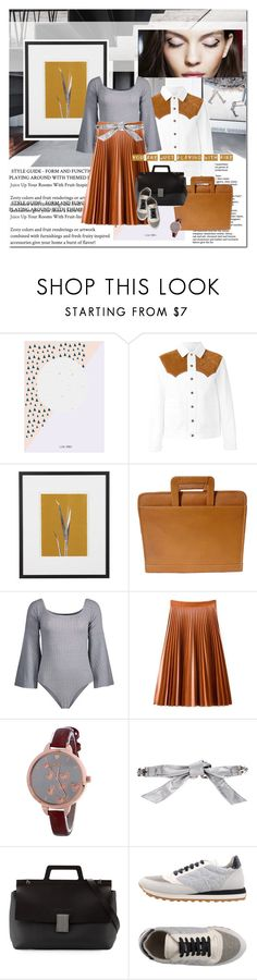 """""""Bluegrass"""" by undici ❤ liked on Polyvore featuring Umit Benan, Ethan Allen, Piel Leather, Dolce&Gabbana and Brunello Cucinelli"""
