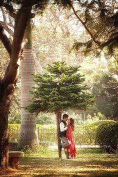 Wedding Photography - Pre Wedding Couple Garden Shoot by Gareth Hoover Photography | WedMeGood #photography #wedmegood #couple #prewedding