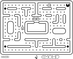 Image result for pac man printables