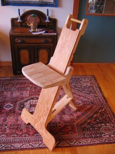 the Budget Astronomer - Observing Chair