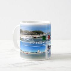 IT Italia - Emilia Romagna - Riccione - Coffee Mug - home decor design art diy cyo custom