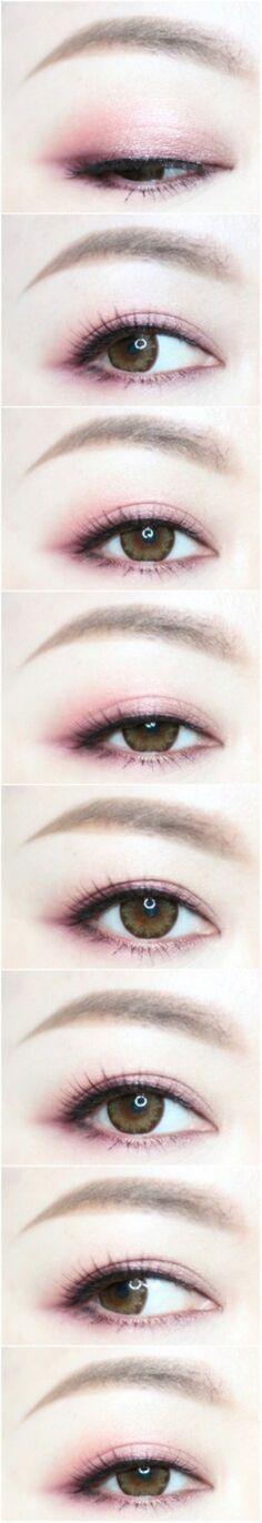 All the eye angles! ❤