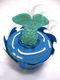 Mermaid Cupcake - Caketutes Cake Designer: Cupcake sereia