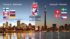 2015 IIHF World Junior begins