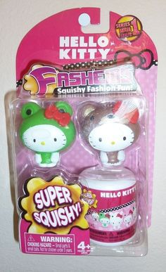 HELLO-KITTY-FASHEMS-Fashems-SQUISHY-Series 1