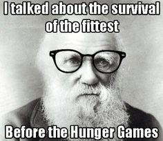 Darwin...like a boss