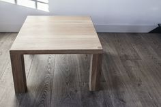 IN WOOD WE TRUST    https://www.facebook.com/inwoodwetrustpolska/   photo: Malwina Wachulec http://malwinawachulec.com/  #wood #woodworking #malwinawachulec #wachulec #inwoodwetrust #woodporn #woodproject #design #wooddesign #table #woodtable #oak #oaktable #cofeetable #woodtable