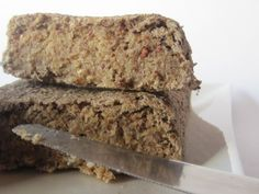Manna Bread, alive, raw, gluten-free. Oh, and delicious!  http://ravishingraw.com/manna-bread?category_id=92#
