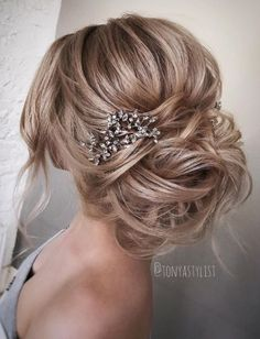 Wedding Hairstyle Inspiration - tonyasylist