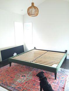 Sarah Sherman Samuel:house update: finished bed & shopping for nightstands | Sarah Sherman Samuel