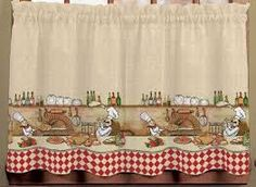 Kitchen style ideas medium size ceiling italian kitchen mediterranean style curtains all about cozy veranda design Mediterranean Style Curtains, Country Style Curtains, Cafe Curtains, Kitchen Curtains, Drapes Curtains, Flat Interior, Modern Rustic Interiors, Diy Home Decor, Design