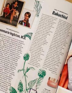 VOGUE Talks about Bakuchiol Yes VOGUE is talking about Bakuchiol.Vogue featured Countertime Tetrapeptide Supreme Cream in their ingredient spotlight on bakuchiol in the October issue. Pick up the issue on stands now. Aging Process, Collagen, Spotlight, Supreme, October, Cream, News, Creme Caramel, Spot Lights