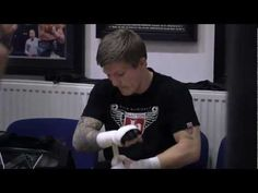 Ricky Hatton: The Road to Redemption  on my to do list of things to watch :B