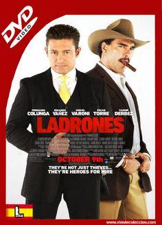 Ladrones 2015 | DVDrip Latino ~ Movie Coleccion