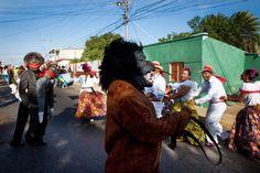 El Baile del Mono de Caicara de Maturín Fotos Miguel Moya  (9)