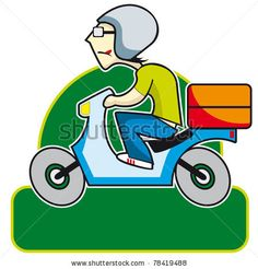 stock-vector-boy-delivering-pizza-on-scooter-78419488.jpg (450×470)