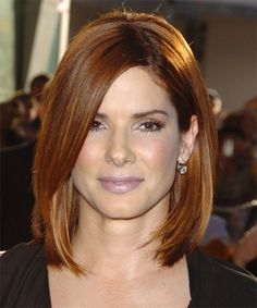A-line bob hairstyle for square faces