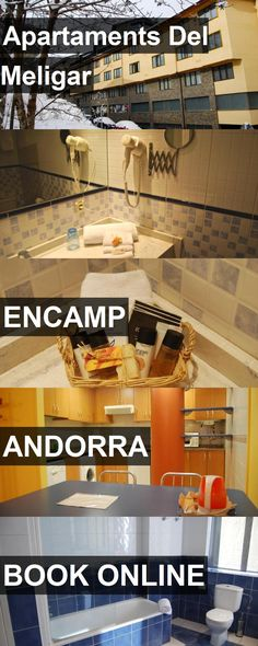 Hotel Apartaments Del Meligar in Encamp, Andorra. For more information, photos, reviews and best prices please follow the link. #Andorra #Encamp #ApartamentsDelMeligar #hotel #travel #vacation