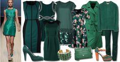 TrovaModa#verde#smeraldo#