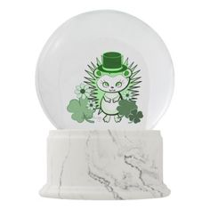 Shop Hedgehog Girly Cute Saint Patricks Day Snow Globe created by Amethyst_Mouse. Happy St Patricks Day, Saint Patricks, Stone Chips, Cute Hedgehog, Classic Toys, Winter Scenes, Love Heart, My Images, Snow Globes