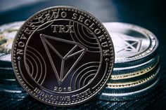 TRON is a digital currency created by controversial figure Justin Sun and aims to expand the area of decentralized applications (DApps) by making the tools for their creation and management more accessible to users. Business Magnate, Coin Prices, Crypto Market, Mercedes Benz Logo, Blockchain Technology, Volkswagen Logo, Trx, Cryptocurrency, Vans