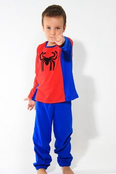 Pijama Super Aracnídeo