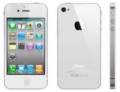 Apple iPhone 4 8GB 3G White - Unlocked
