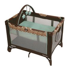 Graco Pack 'n Play Playard with Bassinet in Little Hoot