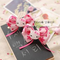 P187 child hair accessory baby hair clips hair accessory kitty cat flower bow tousheng 1 Min.Order is $15 (mix order)-in Hair Accessories from Apparel & Accessories on Aliexpress.com