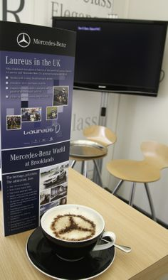 Adding a bit of #MercedesBenz flavour to #events