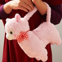 Alpacasso Plushie - Lovely Bags