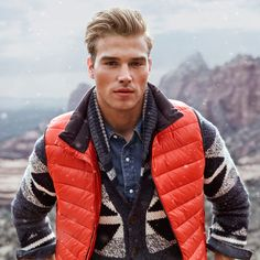 Chill suggestion. Transition your look to cooler weather with a new layer of style.
