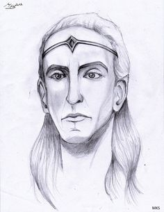 Thingol by Moi-Keiniku-Sang.deviantart.com on @DeviantArt