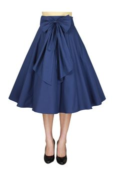-- #Rockabilly #1950 #Circle Skirt by Amber Middaugh