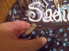 How to fix a split zipper - I had a busted zipper on my wallet and this worked!