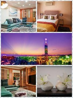Book with us when you visit Taipei. Send a message and we will arrange you a special offer for you and you family. This 2 story apartment can accommodate up to 8 people. so come and visit Taipei and enjoy the luxury of being at home away from home.