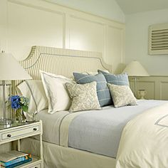 50 Beautiful Befores & Afters - this is cute for a spare bedroom