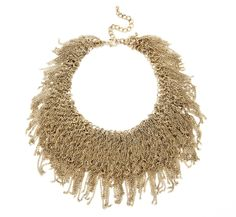 "Sole Society ""Short Fringe Necklace"", I LOVE THIS! AND IT'S ON SALE!!!"